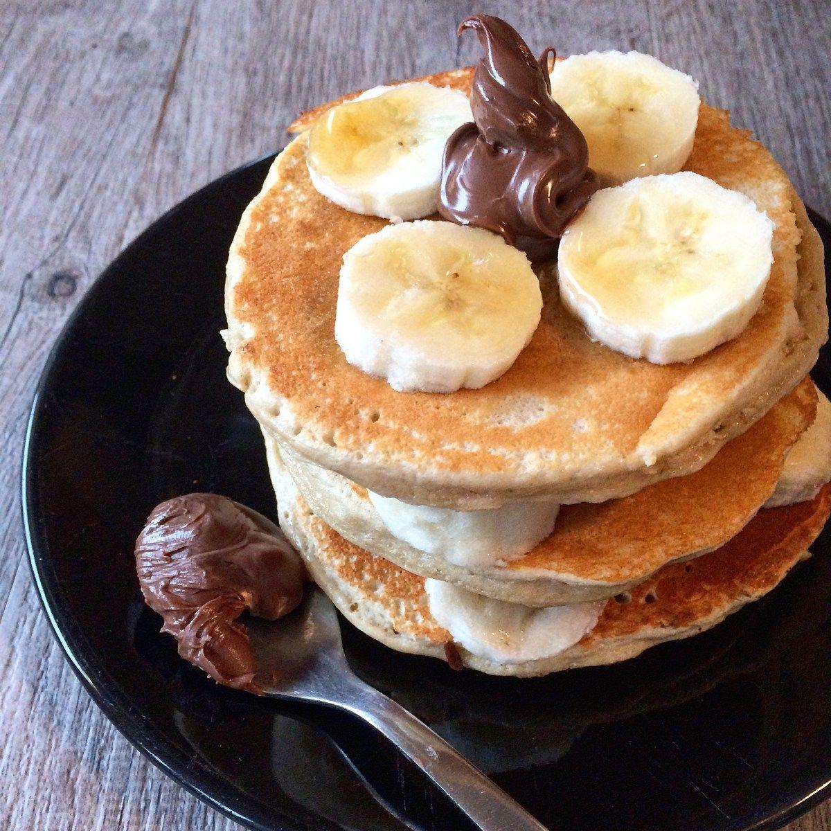 Ma Copine Sandrine M A Donne Cette Recette De Pancake Super Light Et Vraiment Delicieux Et J Avais Completement Zappe Recettes De Pancake Recette Recette Light