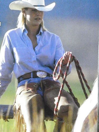 Real ❤ Cowgirls - top 10 daily repins of Paydayloansturbo.com-SR #cowboysandcowgirls