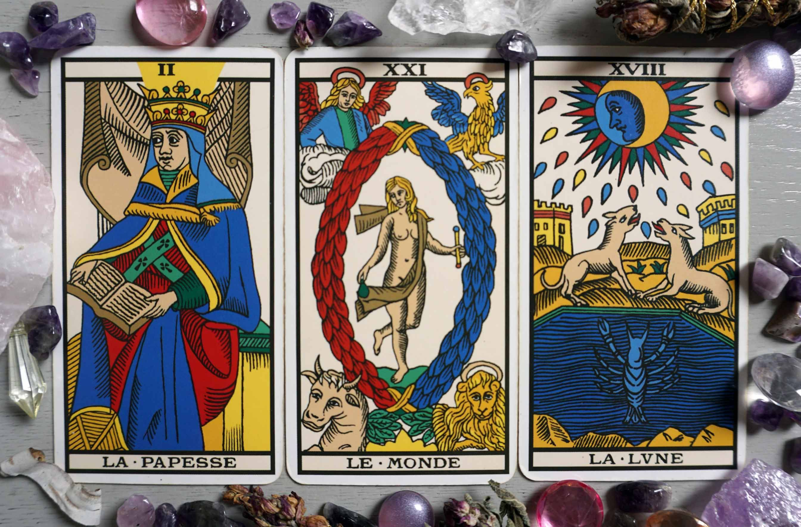 Tarot Cards Announcing Pregnancy | Tarot Parlor (Tarot Blog) | Tarot