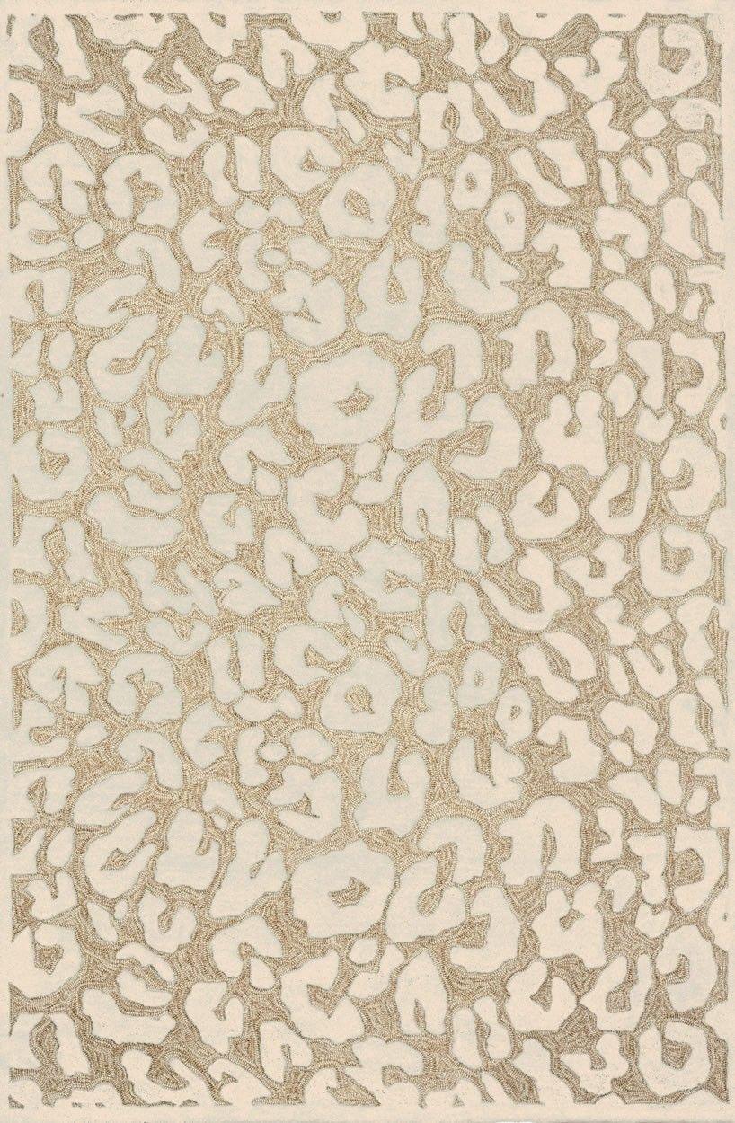 Trans Ocean Liora Manne Spello Animal Skin Neutral Prints Rug 2109 12