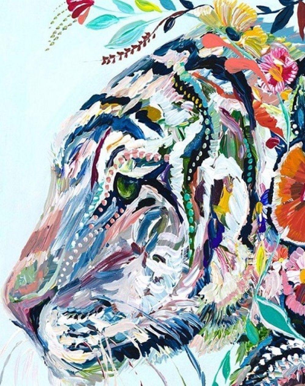 Malen Nach Zahlen Das Beste Hobby Des Jahres Unsere Sets Sind Verfugbar Fur 17 95 Https Paintbynumber De Malennachzahle In 2020 Kunst Ideen Tiergemalde Idee Farbe