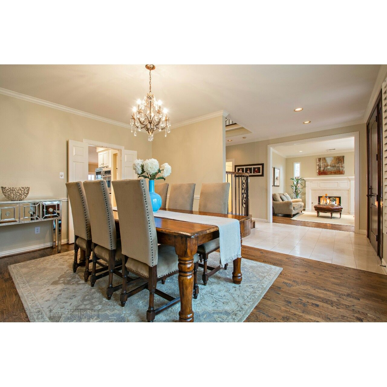 Home Staging Dining Room Table: Home Decor, Dining, Dining Table