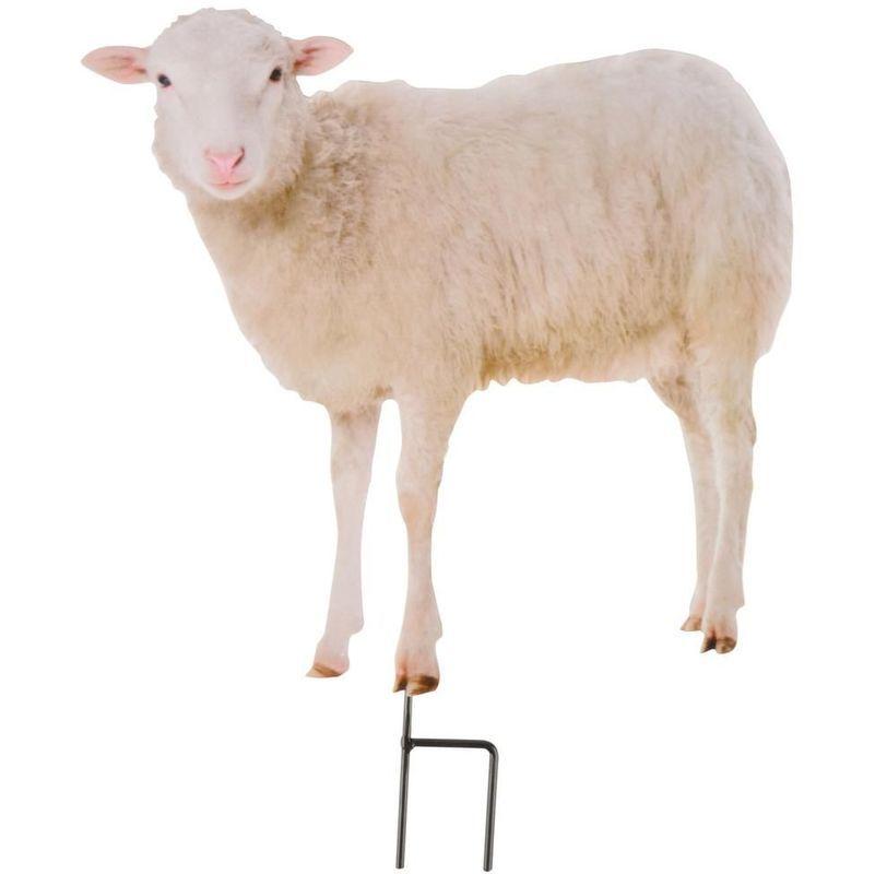 Animal de la ferme décoratif sur pic Mouton – ESSCHERT DESIGN
