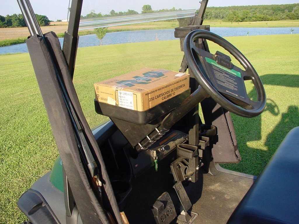 Universal Golf Cart Cooler Valet Ammo Hunting Accessory Tray