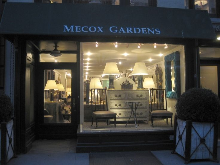 our picturesque storefront in the city interior design garden