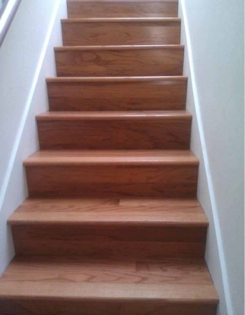 Best Amazing Oak Stair Treads Prefinished Hardwood Stair Design 400 x 300