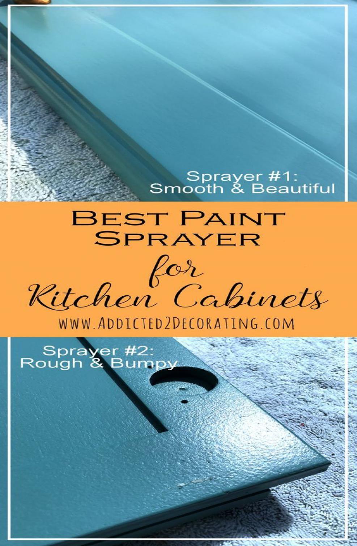 48 Best Ideas For Kitchen Color Design In 2020 Best Paint Sprayer Diy Kitchen Cabinets New Kitchen Cabinets