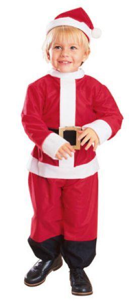 Little Boy Santa Costume  sc 1 st  Pinterest & Santa Claus Costumes   Santa costume and Costumes