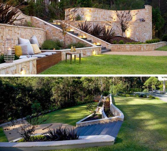Terrasse Am Hang terrasse am hang praktisch und modern gestalten 10 tolle ideen