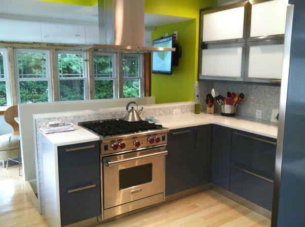Small Kitchens with Pass Through | kitchen pass through over stove ...