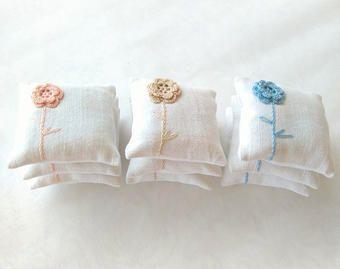 Lavender pillow,gift, wedding favor, home decoration, wardrobe fragrance