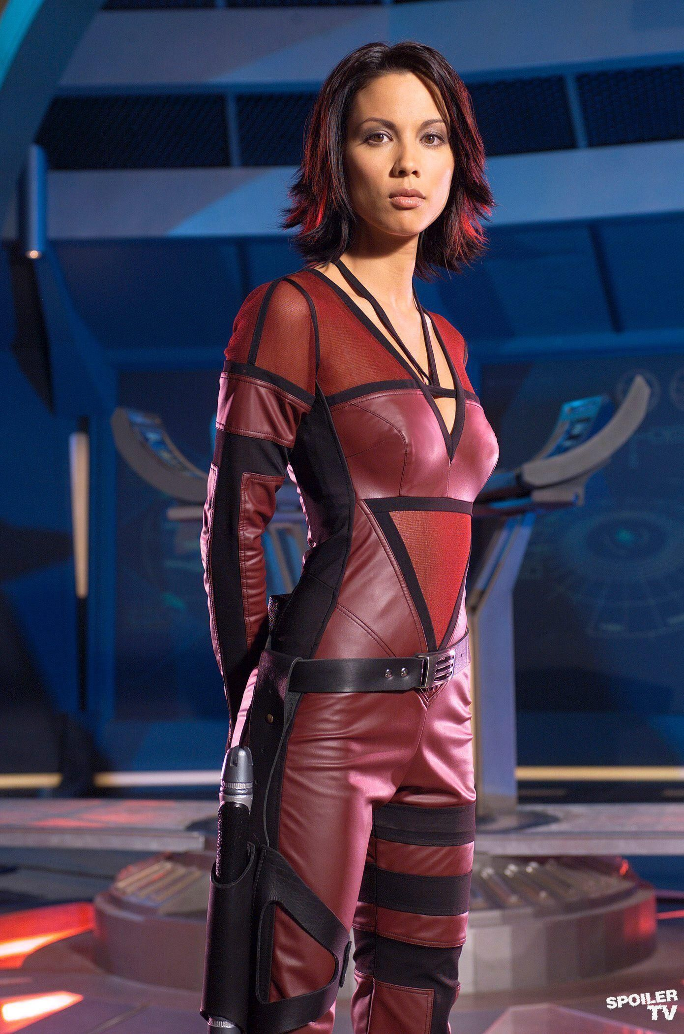 Best tits on andromeda tv show
