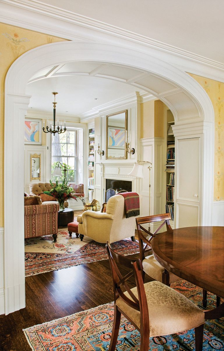 Federal Style Houses: A History | Classic and Traditional