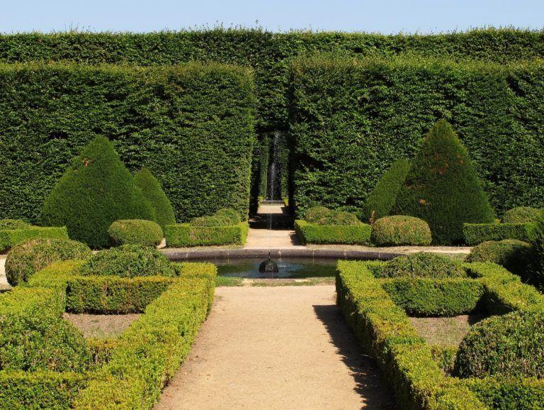 Epingle Sur Separation Jardin