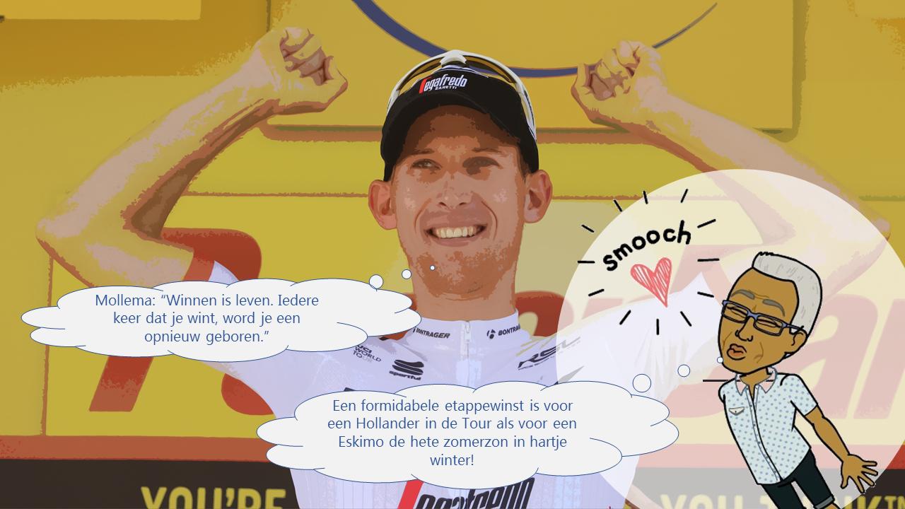 Tour de France Tweede rustdag Tours en Tour de france