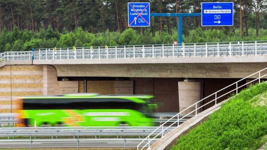 Fernbusse Schwerin