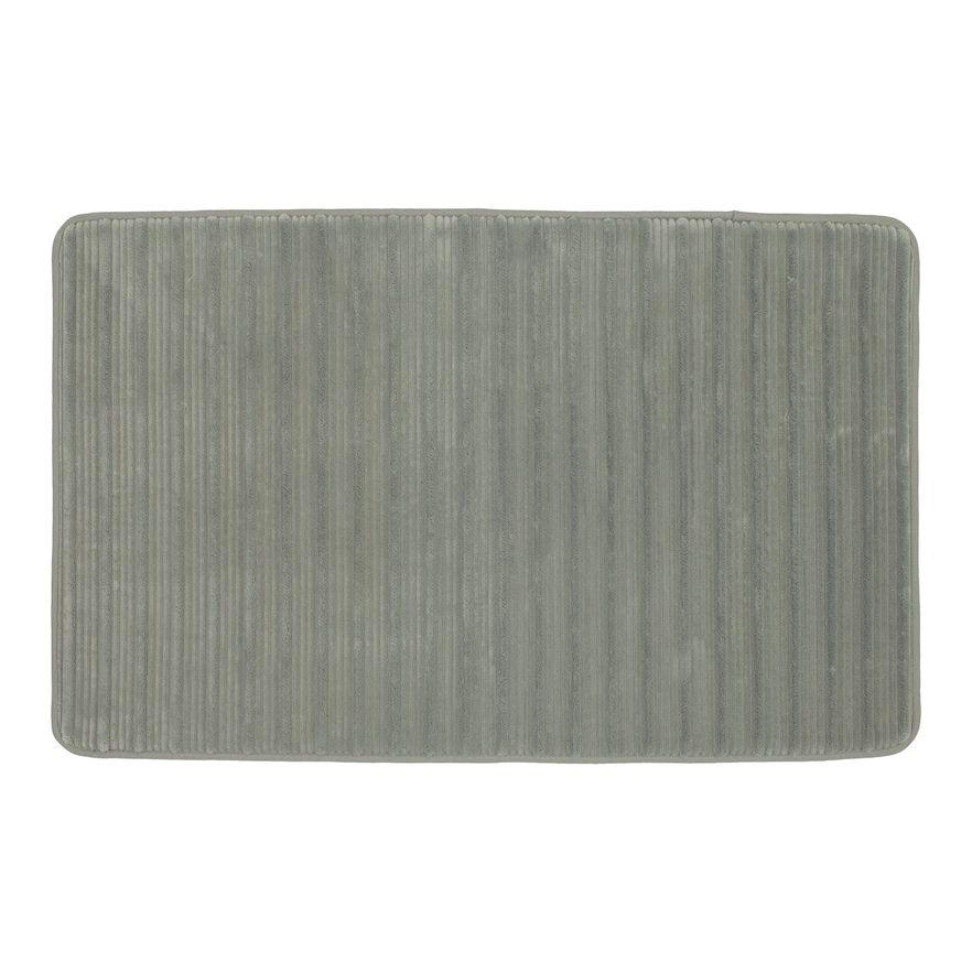 Mohawk Home Hi Low Stripe Memory Foam Bath Rug Products Bath