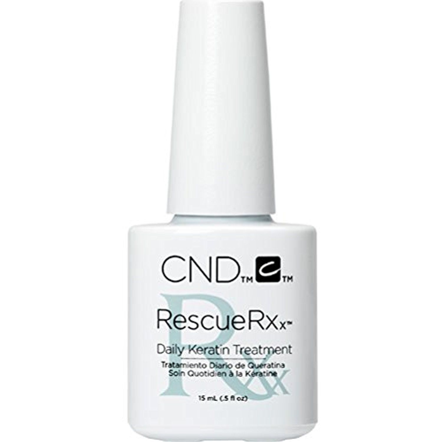 CND RescueRXx Daily Keratin Treatment -- Be sure to check out this ...