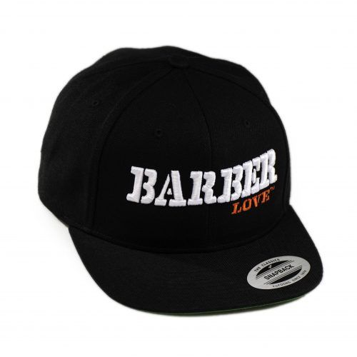 7ae54107a65484 Barber Love® Snapback Hats ** Show your support to the Barbering community.