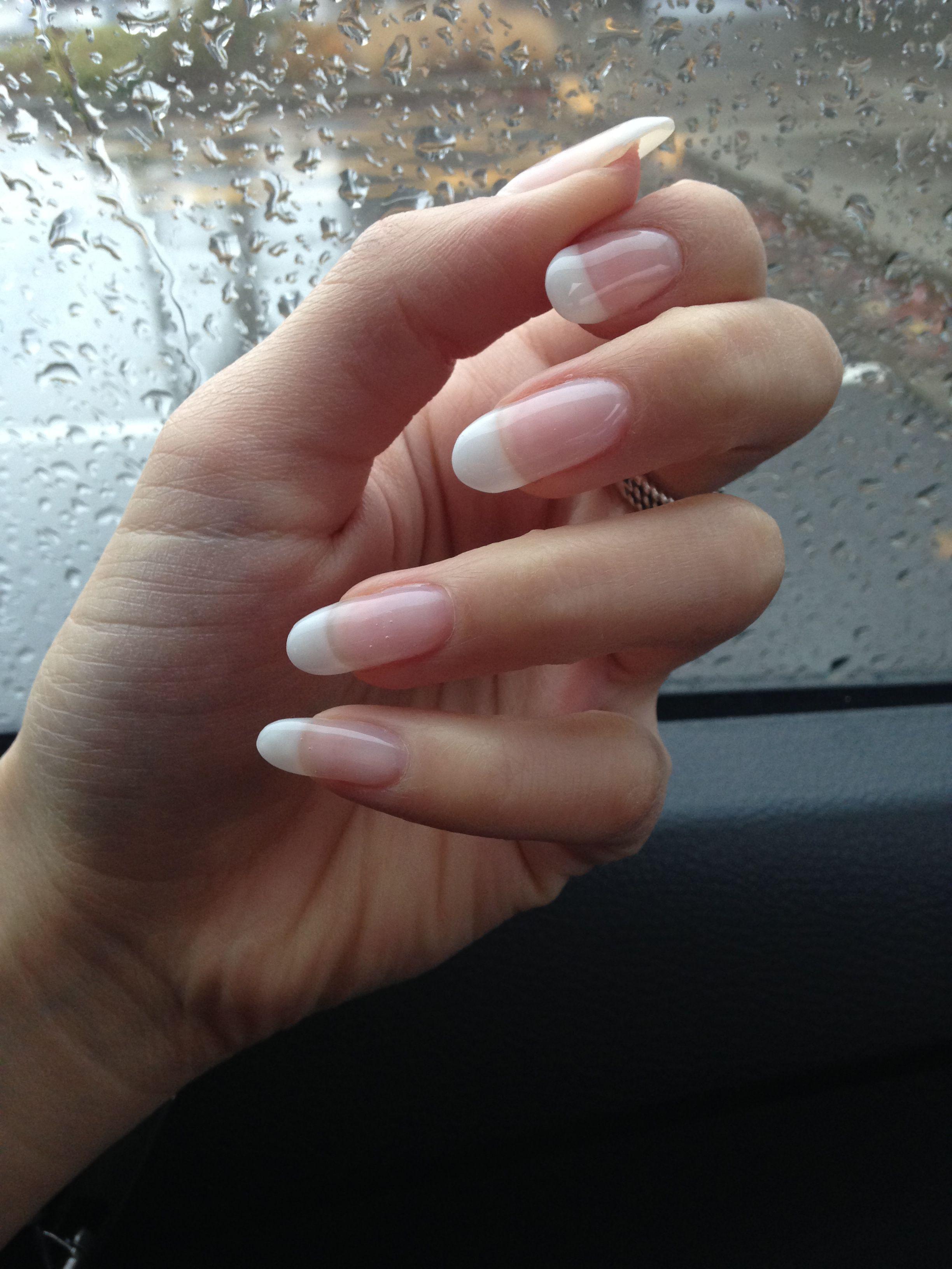 Natural Nails Sunday Beauty Blog Blanche Macdonald Grad