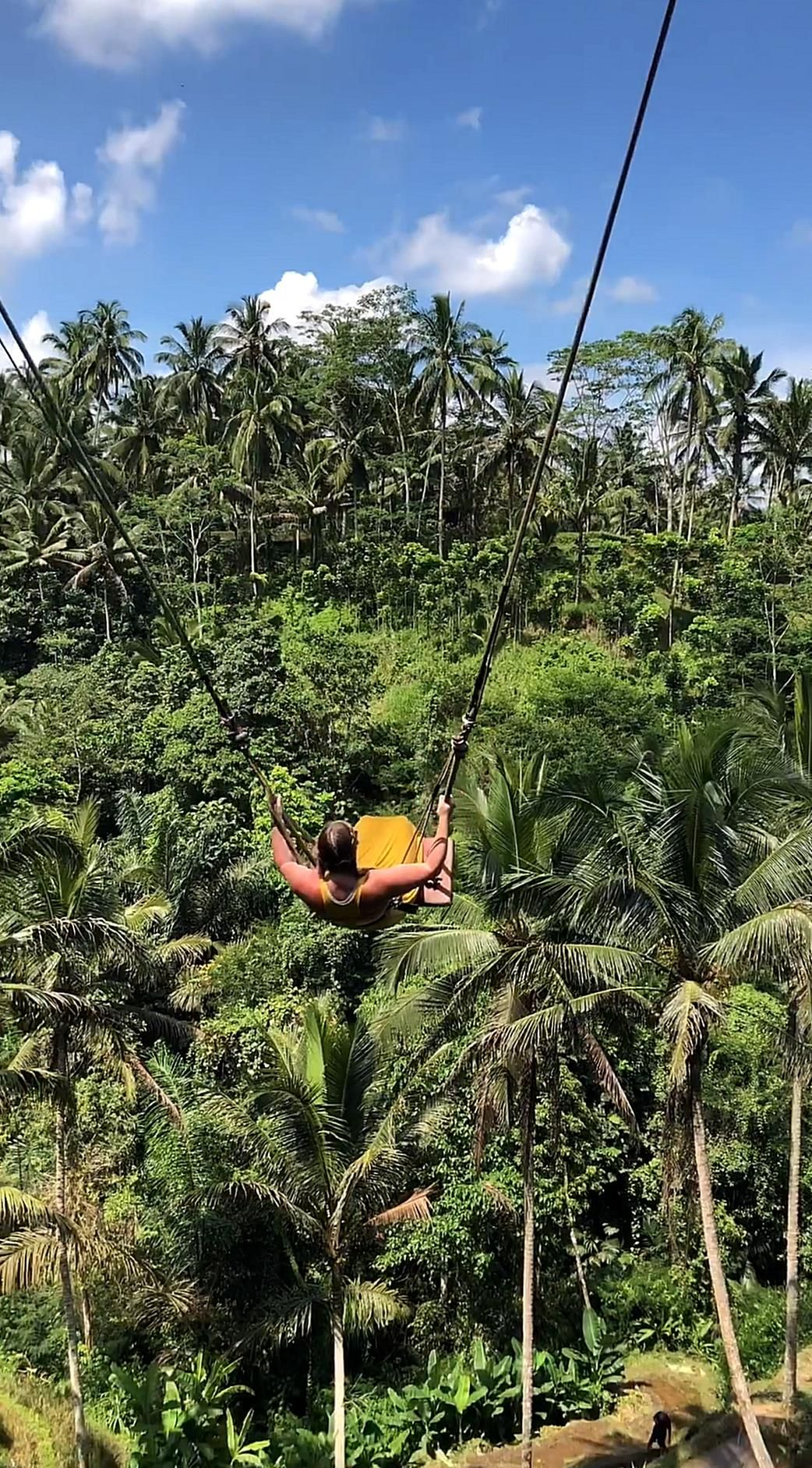 Need a guide to the Bali Swing in Indonesia Check out this