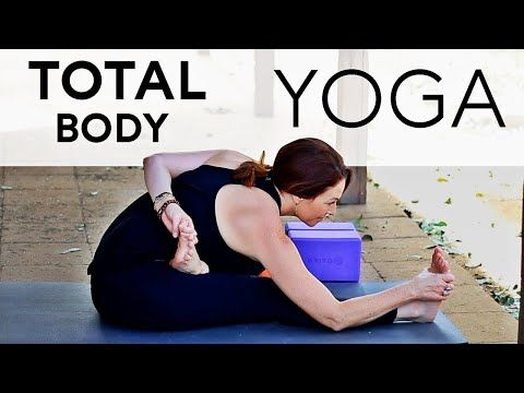 20 minute total body yoga workout  fightmaster yoga
