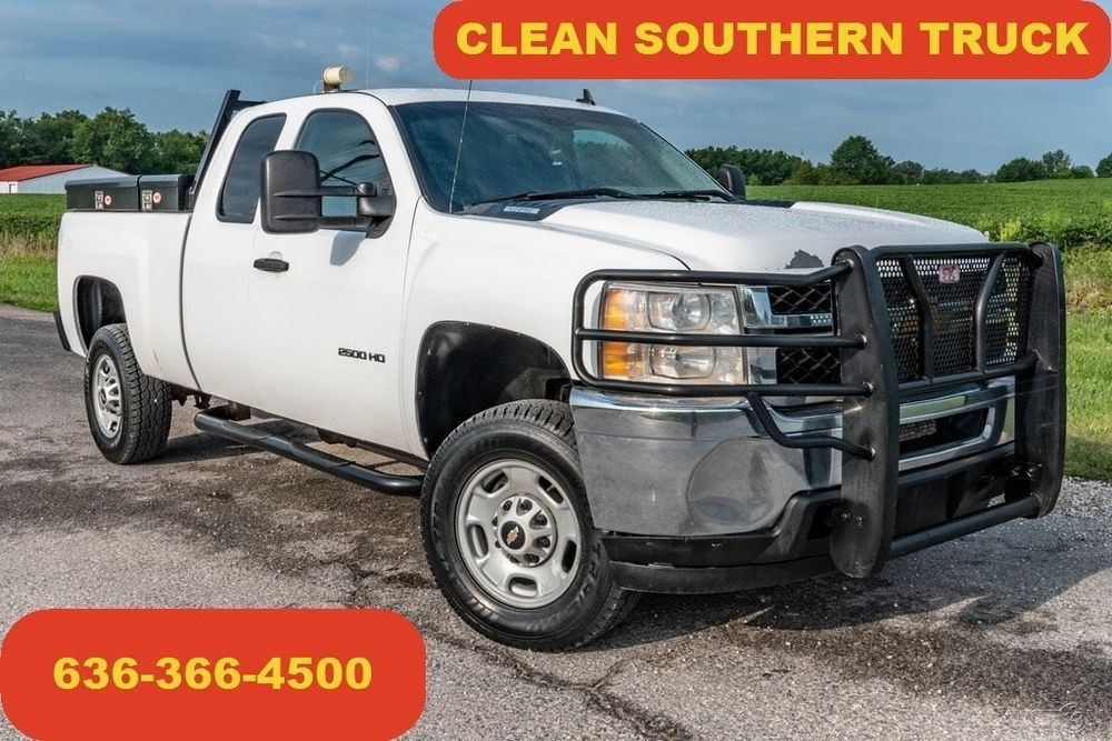 2017 Chevrolet Silverado 2500 Work Truck Used 6l V8 16v Automatic Rwd Pickup Clean Inspected Loaded Ebay Link