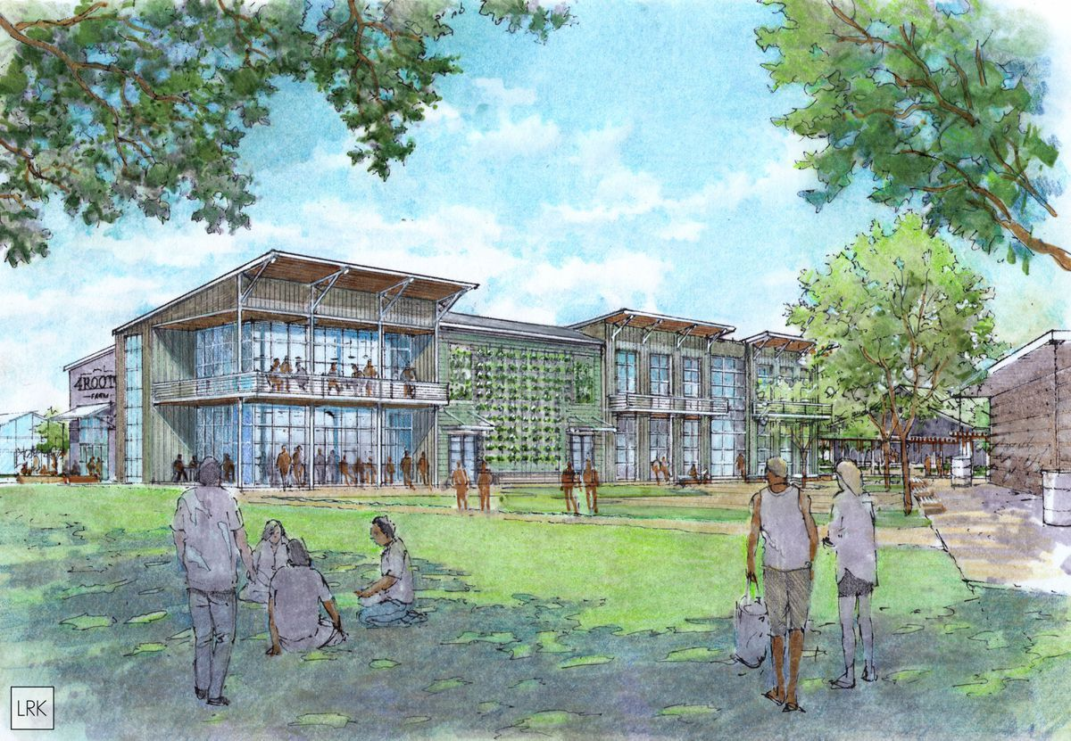 John rivers unveils 40acre farm with discovery center