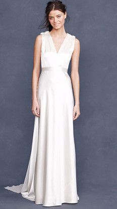 J Crew Rosabelle Gown Used Wedding
