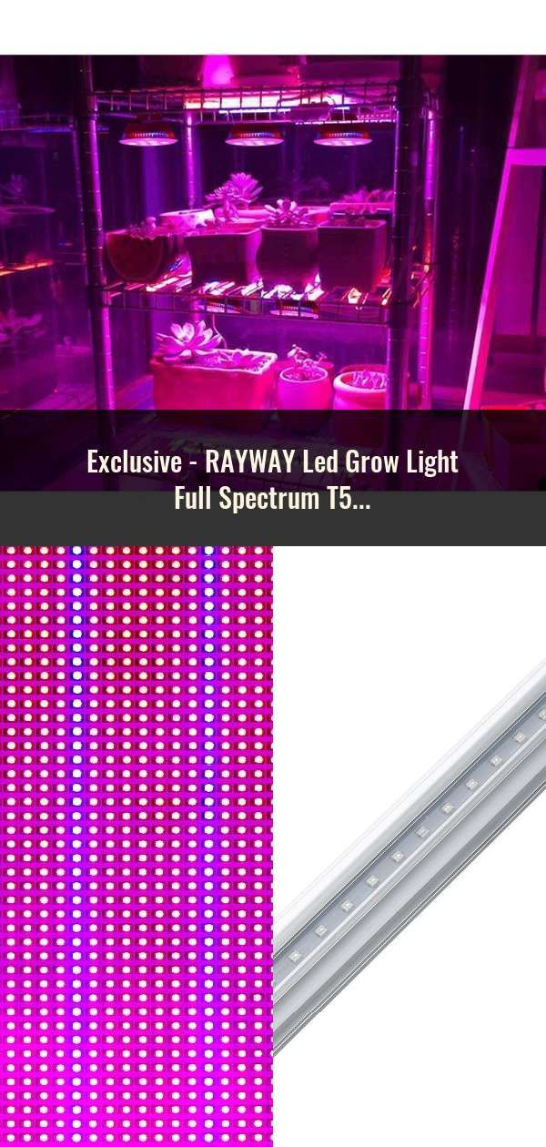 Led Grow Light Full Spectrum T5 Tube Led Indoor Lamp Grow