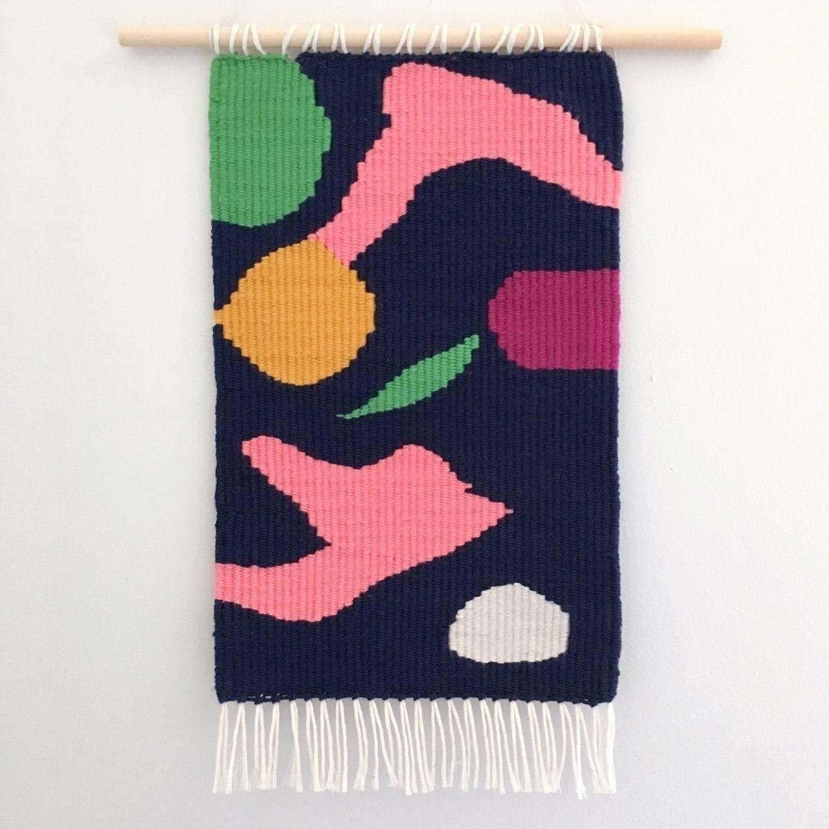 fibreart, fiberart, textiles - adaolivehandmade   ello