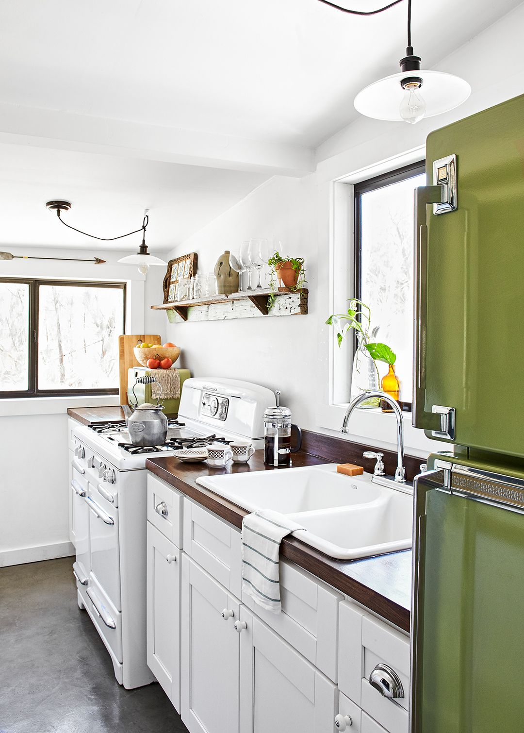 The Top 25 Kitchen Color Schemes for a Look You'll Love