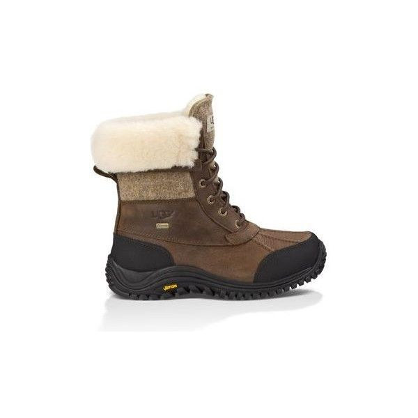 07eb8350937 UGG Adirondack II ($225) ❤ liked on Polyvore featuring boots and ...