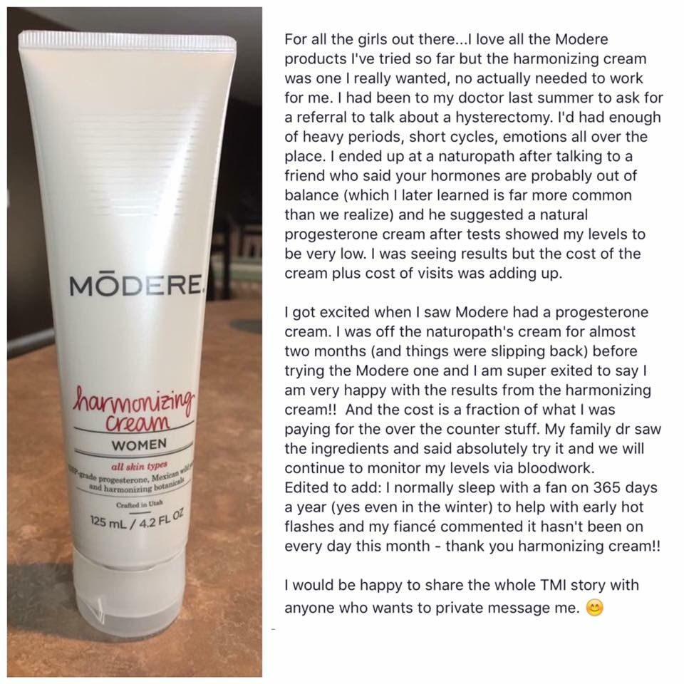 d829f0de84 This cream is life changing for women. Order yours at Modere global  shop.com and use referral code 407902 for  10 off!