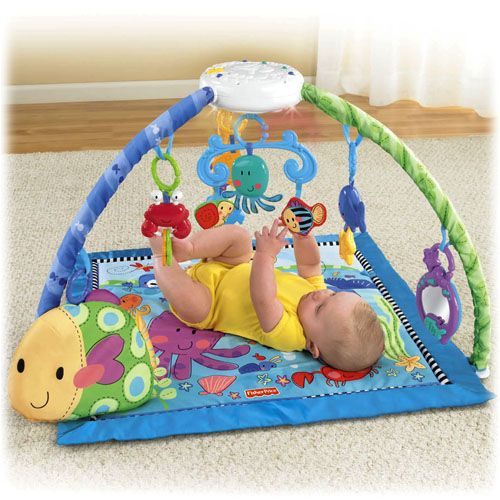 15ef134037f0 Discover n Grow Deluxe Musical Mobile Gym
