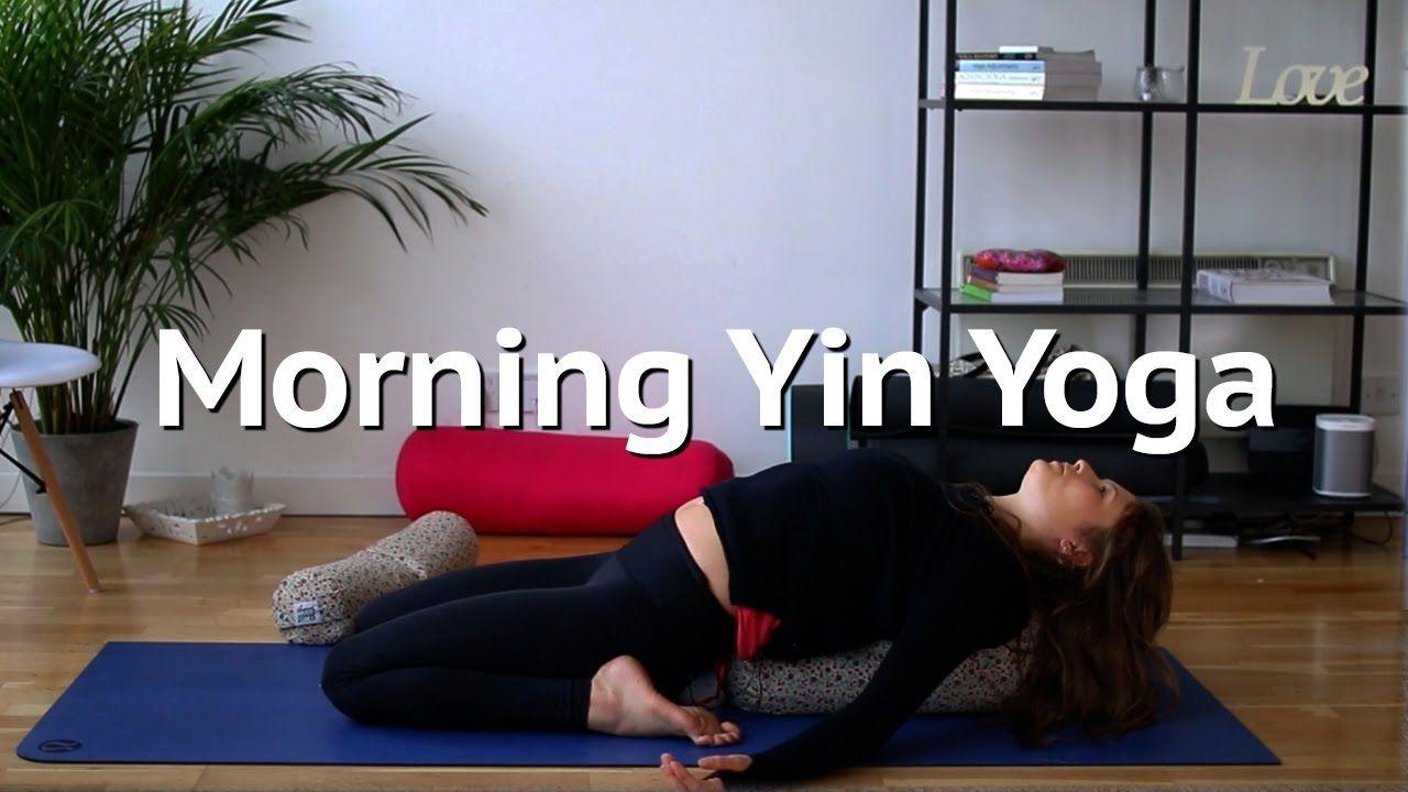 Morning Yin Yoga | Annie Clarke | Mind Body Bowl - YouTube