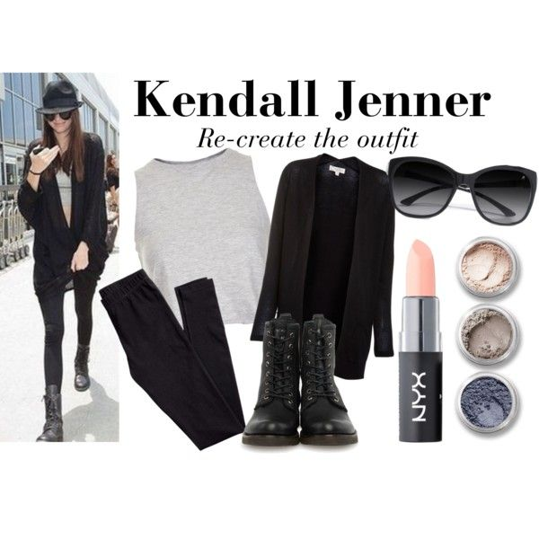Kendall Jenner: Re-create The Outfit