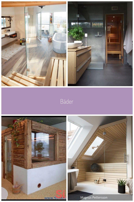Badezimmer Wellness Mit Sauna Badezimmer Mit Sauna Bader Familienbad Wellness Oase Dusch Wc Schworerhaus In 2020