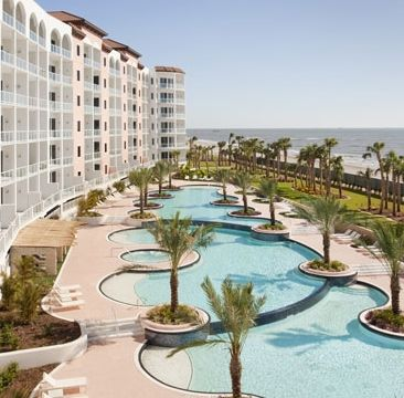 Diamond Beach Resort In Galveston Texas