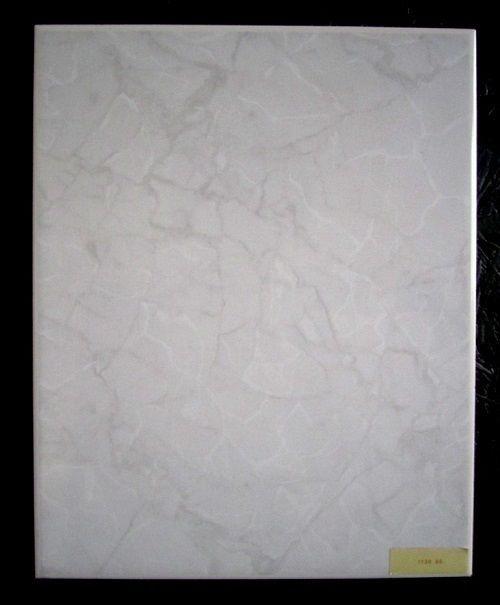 Mosa keramik 1130 wandfliesen fliesen 20x25 cm weiss grau for Wandfliesen grau