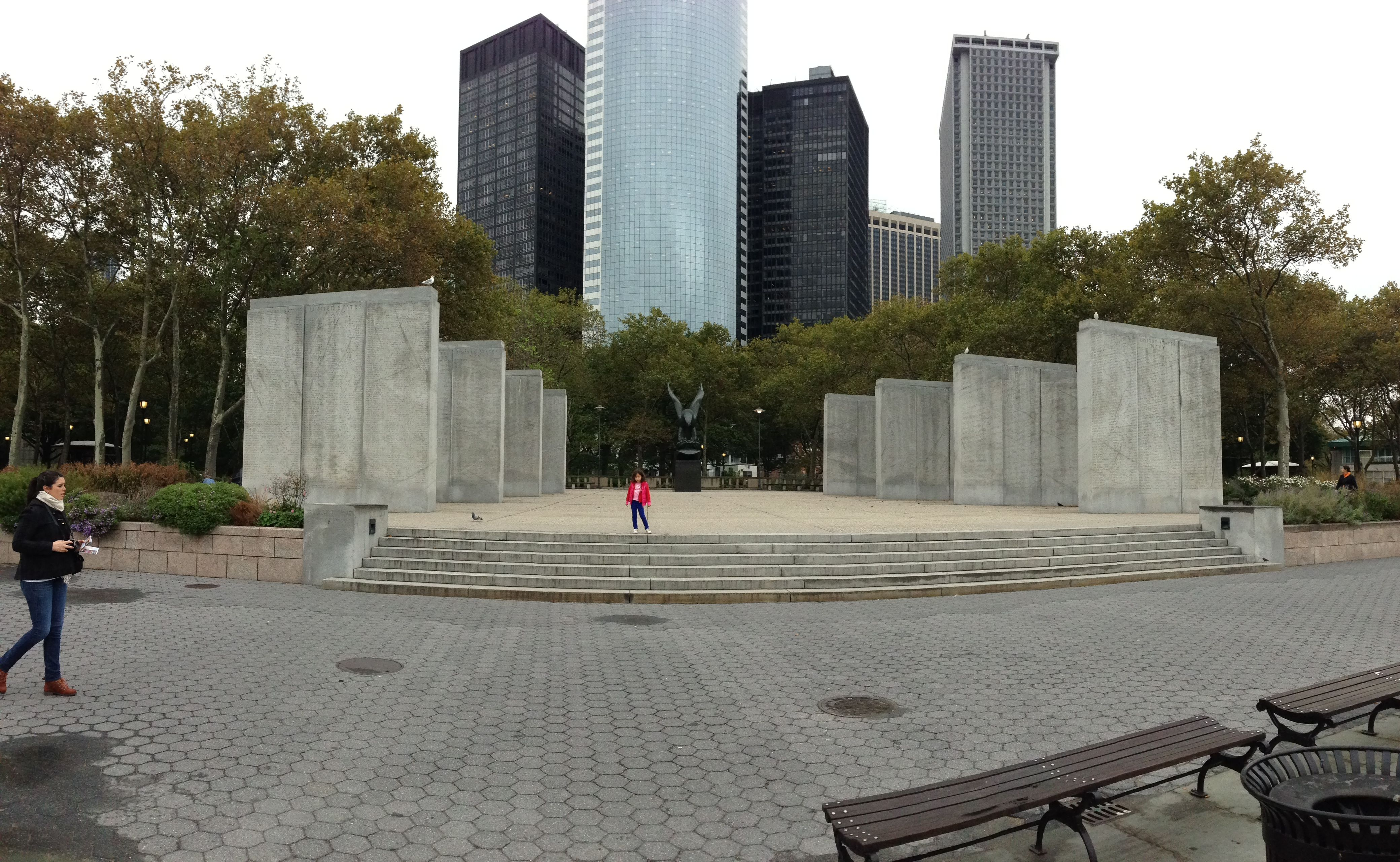 Battery Park New York City For More Than 200 Years