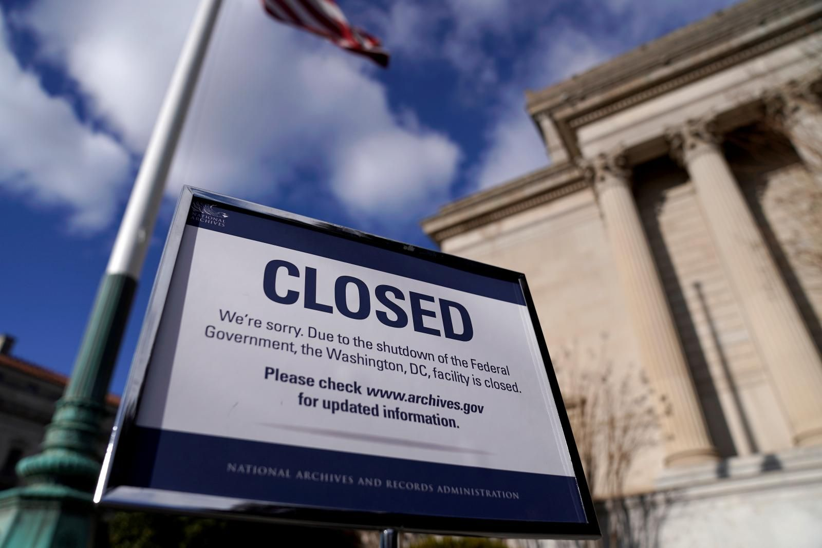 Factbox Impact On U S Government Widens On 12th Day Of Shutdown