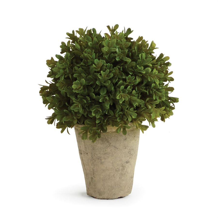 Barclay Butera Faux Boxwood Shrub Potted 9 Box Wood Shrub Shrubs Pot Designs