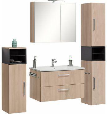 OPTIFIT Badmöbel-Set »Napoli« (10-tlg) Jetzt bestellen unter   - moderne badezimmermbel