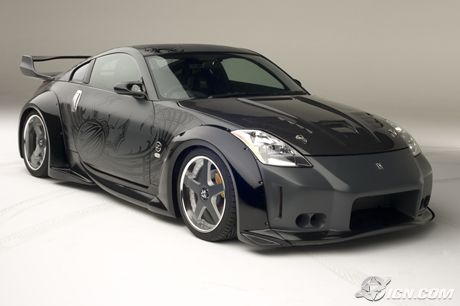 The Fast and the Furious: Tokyo Drift Car of the Day: DK's 350Z ...
