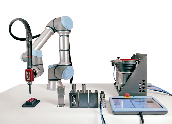 Universal Robots lanza UR+ Application Kits para cobots en