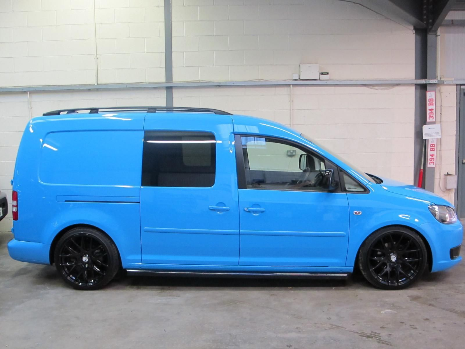 Vw Caddy Maxi Kombi 5 Seater 1 6tdi 102ps Manual