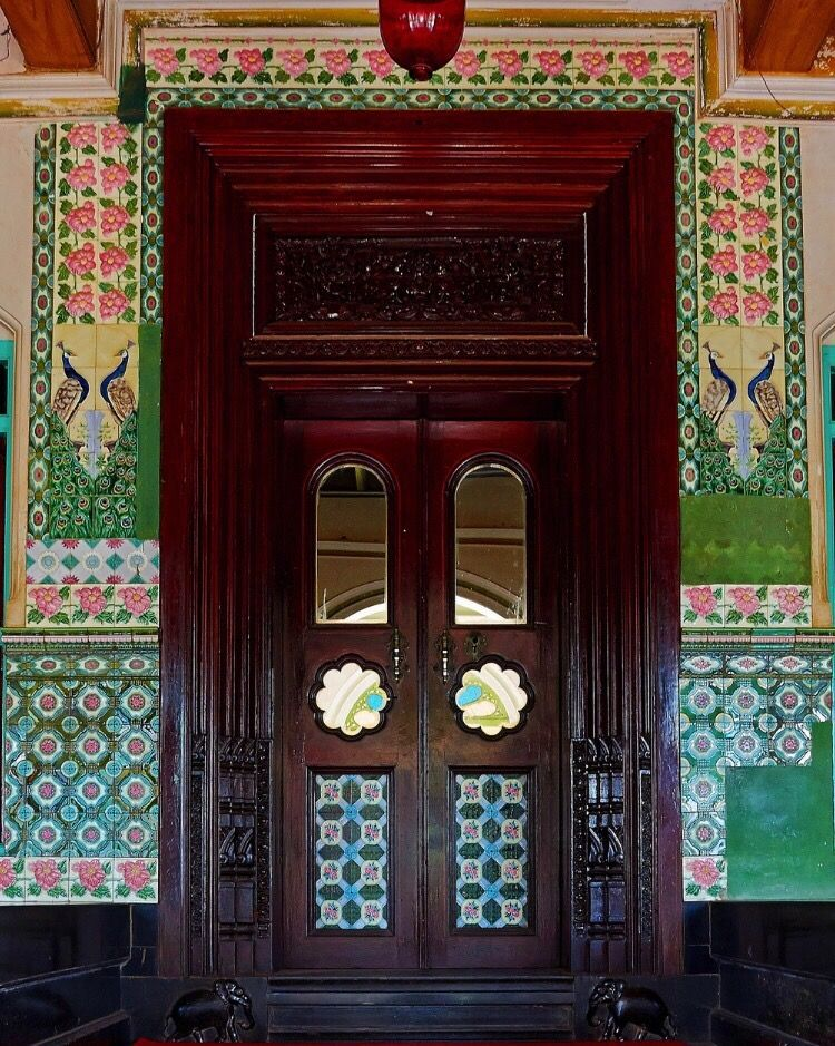 Chettinad Traditional Home Traditional House Indian Homes Traditional Windows