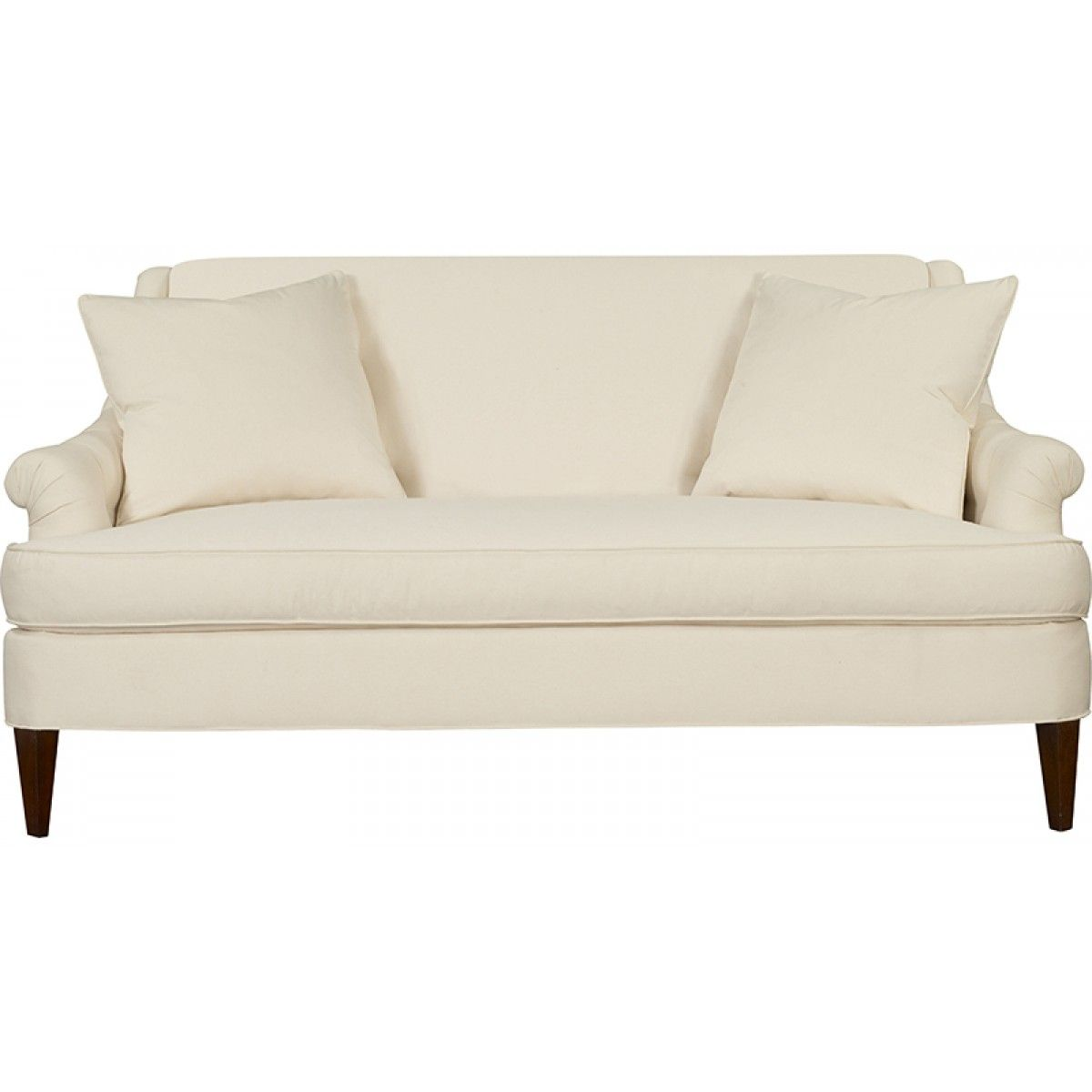 Hickory Chair 1911 Collection Marler Apartment Sofa 68""