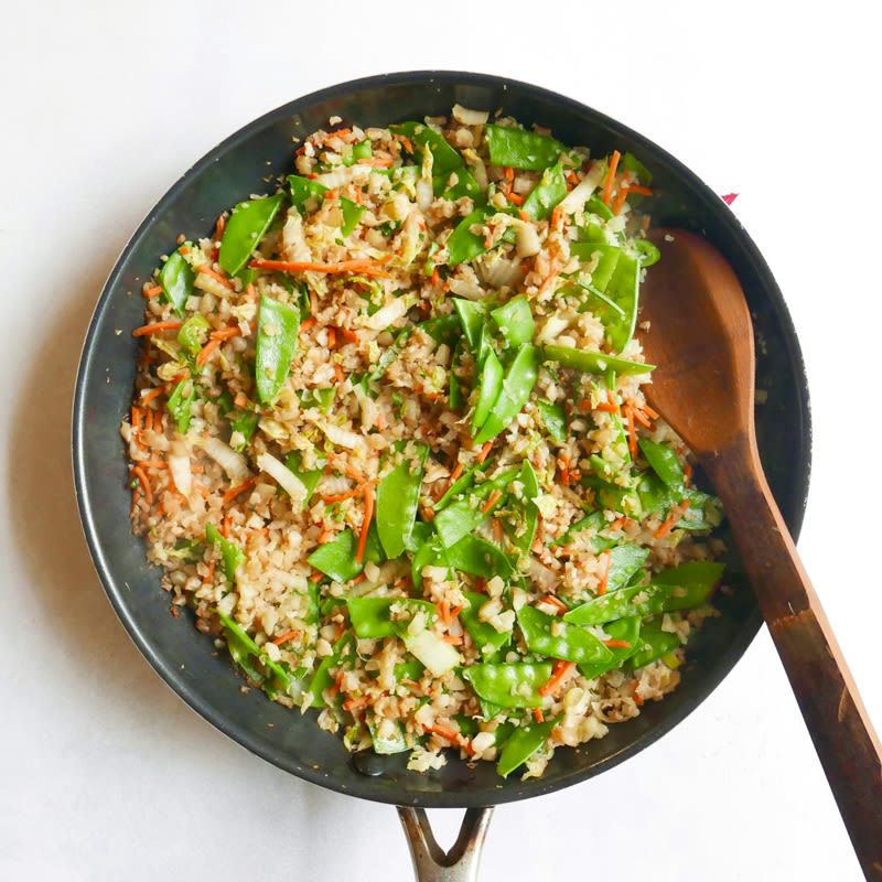 Photo of Quick cauliflower fried rice | Recipes | WW USA